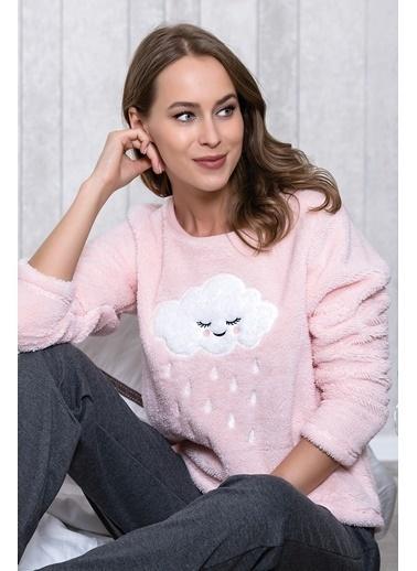Lingabooms Pijama Üst Pembe